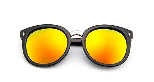 Unisex sol gafas mujer remaches C4 C7 sol reflectante Retro Classic ZHANGYUSEN mujer de gafas de marca diseñador Moda wnqFn4A7f