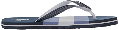 Polo Ralph Lauren Mens Whitlebury Flip-flop Marin Multi