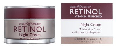 Skincare LdeL Cosmetics Retinol Night Cream, 1.7-Ounce Jar (Pack of 6)