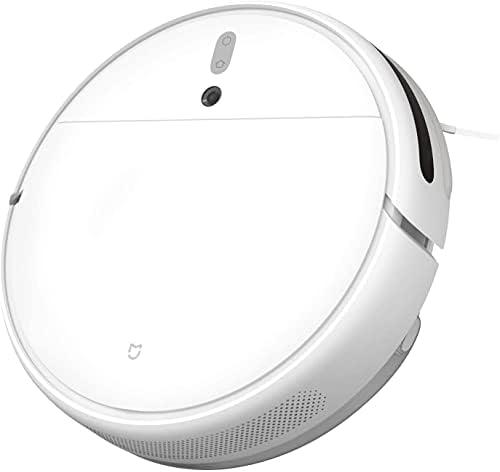 Xiaomi - Robot Vacuum-Mop avec réservoir d'eau électrique - Aspirateur robotique, 2500Pa