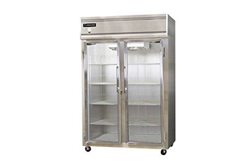 Continental Refrigerator Reach-In Display 2F-SA-GD by Continental