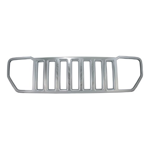 Bully  GI-55 Triple Chrome Plated ABS Snap-in Imposter Grille Overlay, 1 Piece ()