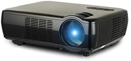 LHR888 Proyector Home Office HD 1080P Proyector WiFi inalámbrico ...
