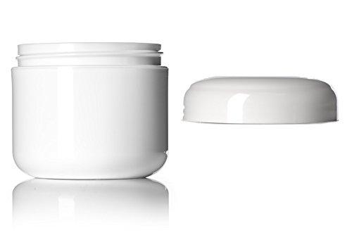 plastic jars 1 oz - 8
