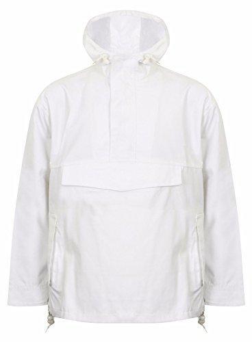 Stile Surplus Giacca Con Bianco Milspec Cappotto Giubbino Vento Militare Grembiule Invernale Cappuccio A 15qw0xw