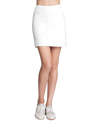 Tail Activewear Women's Milano Skort 16 White