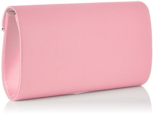 Envolvente Kim Rosa Bolsa rubor Metálica Rosa Embrague De Swankyswans Mujer Para qSf7vUMg1t