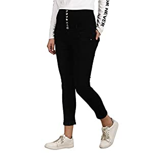 Broadstar Women's Skinny Fit Jeans