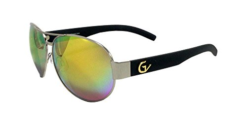 2017 Maxx Sunglasses TR90 Gold Vision 16 HD Orange Lens