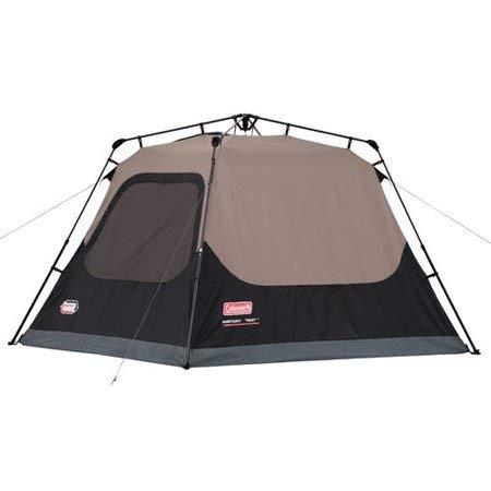 Coleman New Outdoor Camping Waterproof 6 Person Instant Tent - 10'x9' Foootprint