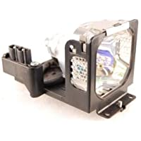 Sanyo PLC-XU47 projector lamp replacement bulb with housing - high quality replacement lamp