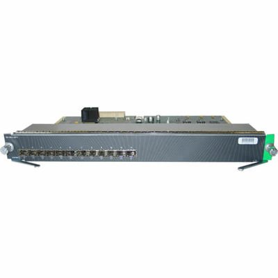 Cisco Line Card E-Series - Switch - 12 x Gigabit SFP - plug-in module