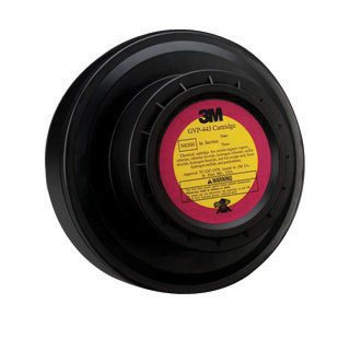 3M Organic Vapor Acid Gas Cartridge For GVP Series Belt And Vehicle Mounted Air Purifying Respirator System by 3M