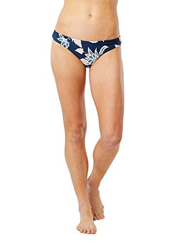 - CARVE Designs Women's Sanitas Reversible Bottom, Batik Floral/Mariposa Shore, Medium