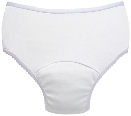 CareActive Women's Reusable Incontinence Panty, Large, 1 Count