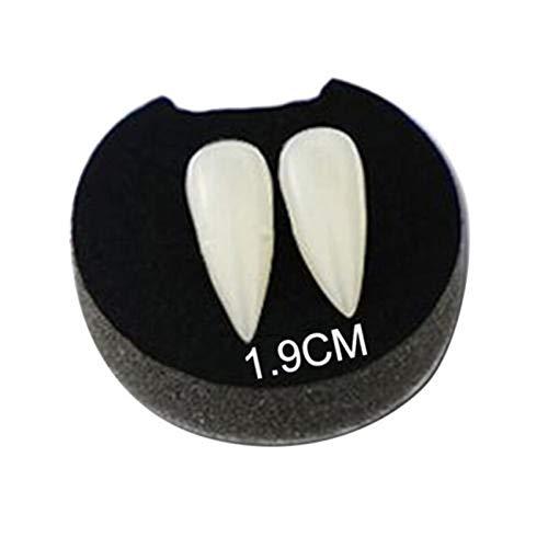 Halloween Cospaly Vampires Teeth Cosplay Costume Accessories Horrific Fun Clown Fangs Zombie Devil Werewolf Teeth Dentures Props