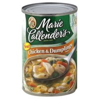Dumpling Soup (Marie Callender's, Chicken & Dumplings Soup, 15oz Can (Pack of 6))