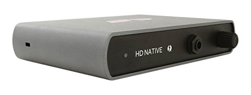 Avid 99356531002 Pro Tools HD Native 16X16 System Thunderbolt ()