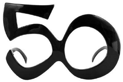 50th Birthday glasses