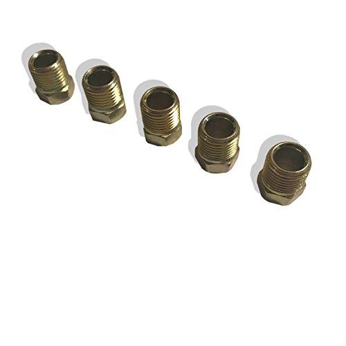 ASD Brake Line Tube Nuts For 1/4