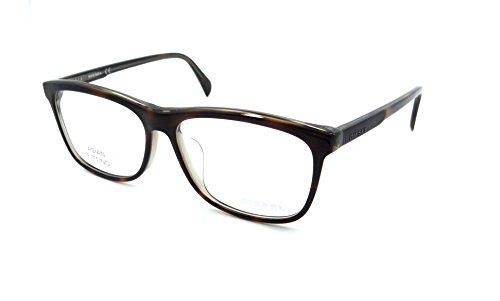 Diesel Rx Eyeglasses Frames DL5183-F 056 57-14-145 Havana Asian Fit by Diesel (Image #1)