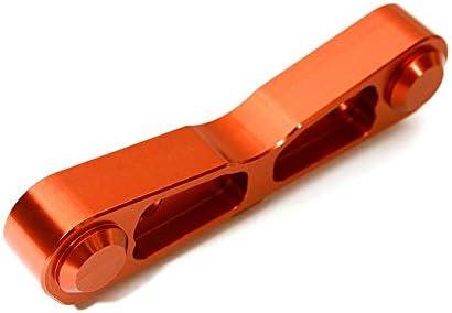 Integy Aluminum Rear-Front Suspension Hanger for Arrma 1//8 Kraton//Outcast 6S BLX