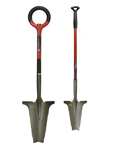 Radius Garden, 37611, Root Slayer Pair, Root Cutting Set, Red ()