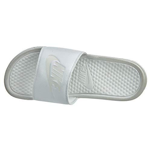 Jdi Multicolore mtlc De Fitness Wmns Femme 100 Wht Qs Nike Summit Chaussures White Metallic Benassi summit zAvWqEw