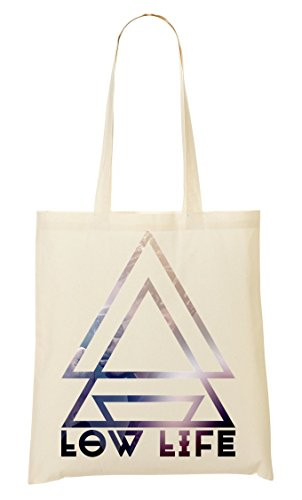 Shape life phrases Cool Collection tout Music Low Fourre Simple Sac provisions Sac à BFdYwt
