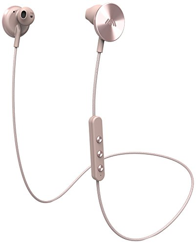 i.am+ - BUTTONS Wireless Earbud Headphones - Rose/rose