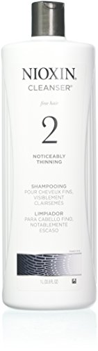 Nioxin Cleanser, System 2 (Fine/Noticeably Thinning )shampooing, 33.8 Ounce by Nioxin (Image #4)