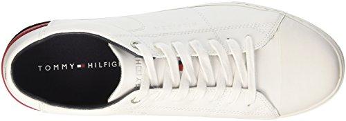 Basse Uomo 7a1 da J2285ay Scarpe Tommy White Bianco Hilfiger 100 Ginnastica Ywq4pg0