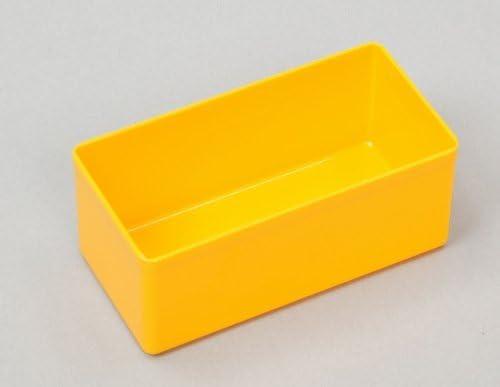 Einsatzbox euroPlus insert taille 2 45//2 jaune lot de 10