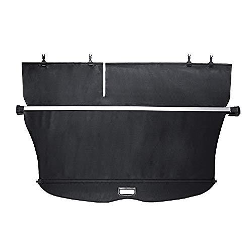 4runner Toyota Tonneau Cover - AUXMART Cargo Cover for Toyota Highlander 2014-2018 Tonneau Cargo Rear Trunk Retractable Shielding Shade