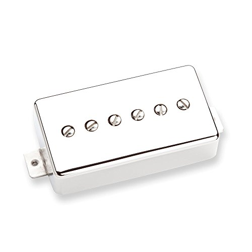 Seymour Duncan SPH90 Phat Cat P90 Electric Guitar Pickup - (Neck Position) (Nickel) by Seymour Duncan