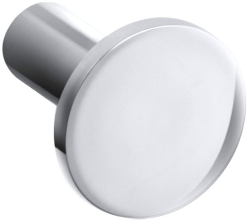 KOHLER K-14484-CP Purist Cabinet Knob, Polished Chrome