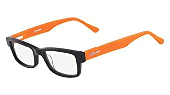 X GAMES Eyeglasses HEELIE 412 Navy Orange 46MM