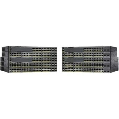 Catalyst 2960 X 24 GigE PoE Electronics Computer Networking