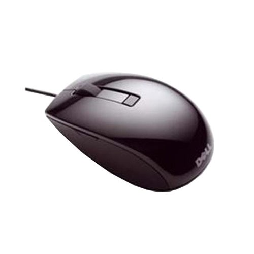 Dell Laser System - Dell Mouse - Laser - Cable - 6 Button(s) - Black - USB - Scroll Wheel