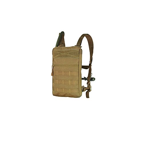 Condor Tidepool Hydration Carrier Coyote Brown (Plate Compact Carrier)