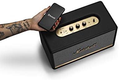 Marshall Stanmore II Wireless Bluetooth Speaker Black  NEW