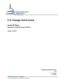 Something is. Us foreign aid israel are