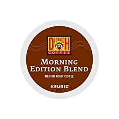 Diedrich Morning Edition Keurig K-Cups brew a cup of coffee that is full-bodied, full roast with creamy vanilla sweetness, aromas of leather and spice and a hearty satisfying finish.