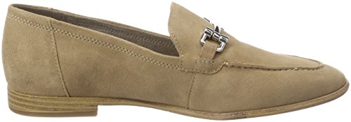 Tamaris 24421, Mocassins (Loafers) Femme Marron (Antelope Suede)