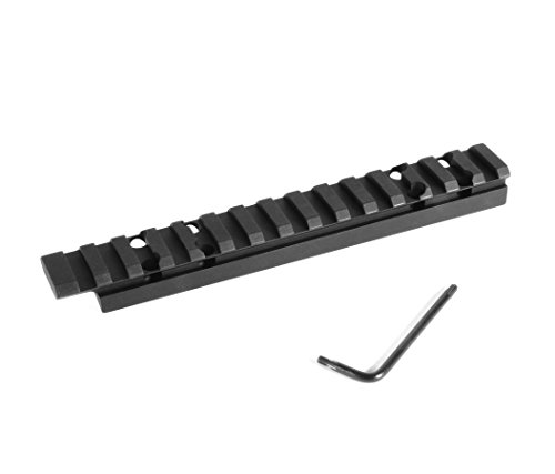 HD Browning X-Bolt Picatinny Rail Scope Mount Short Action 20 MOA