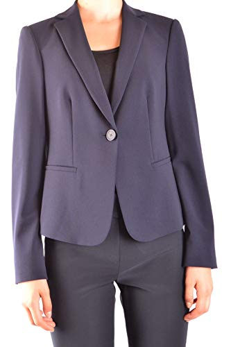 armani-collezioni-luxury-fashion-womens-mcbi35764-blue-blazer-season-outlet