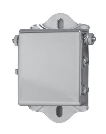 Edwards 15-1AB 6V-12V Miniature Lungen Buzzer