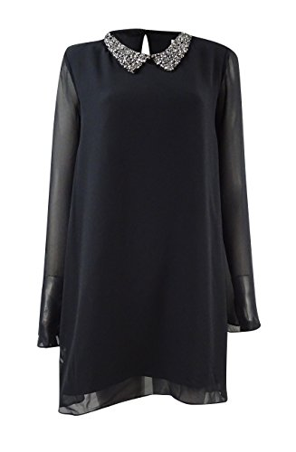 bcbgeneration long black dress - 1