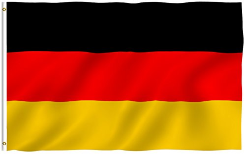 ANLEY Breeze Foot Germany Flag product image