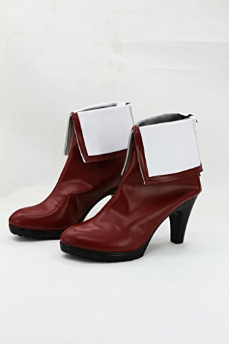 Boots Custom Shoes Mirai the Kuriyama 1 Beyond Boundary Cosplay Made fgcWYnSy